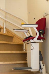 silla salva escaleras