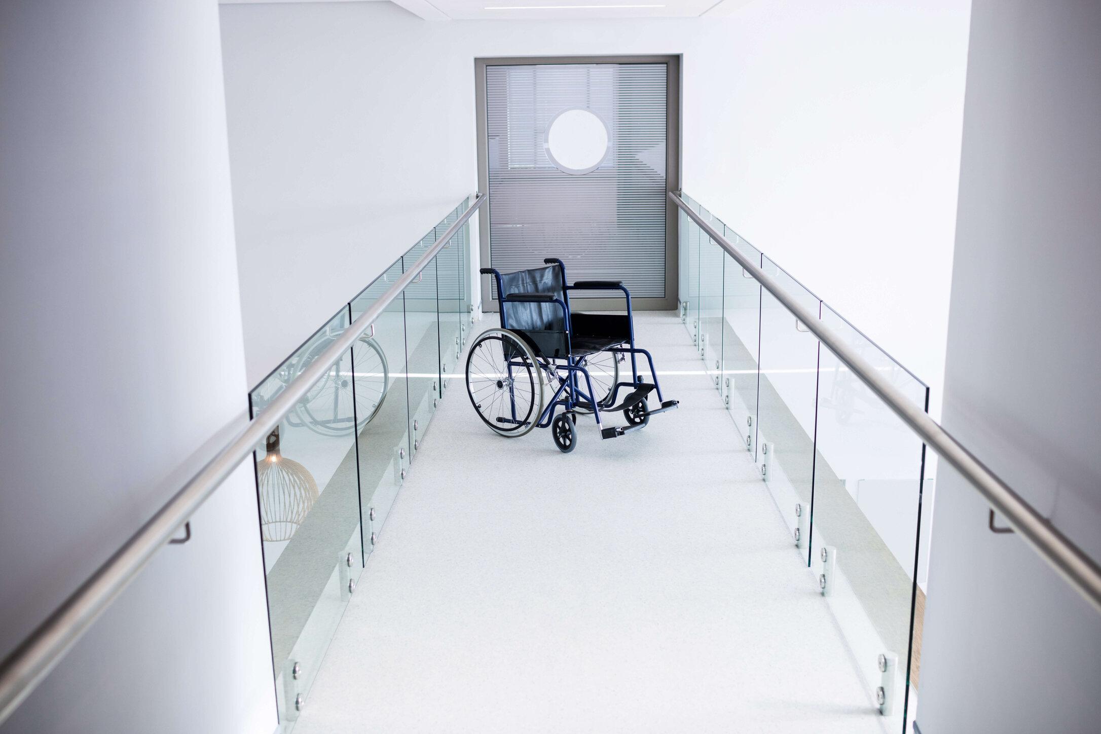 silla ruedas elevador