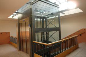 instalacion de ascensores en molins de rei